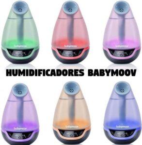 equipos babymoov humidificadores