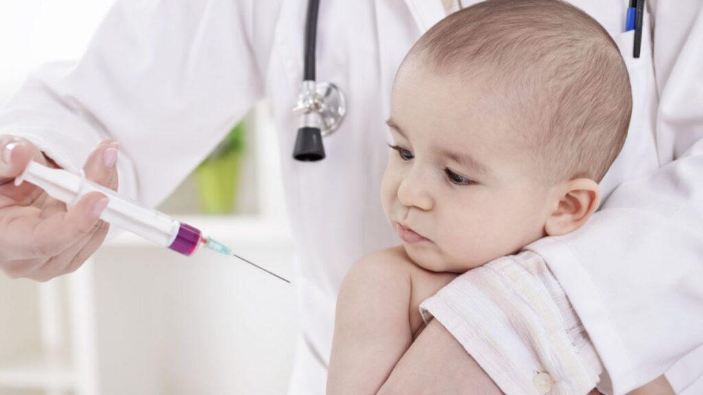 vacunas en hospital de maternidad